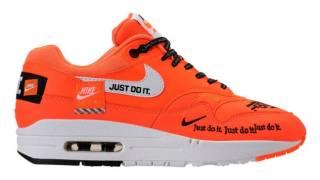 """【6/28】ナイキ エアマックス1 ジャスト・ドゥ・イット! / Nike Air Max 1 """"Just Do It"""""""