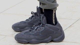 【7/7】イージー500 ユーティリティブラック / adidas Yeezy500 Black F36640