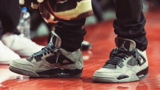 """【2019】トラヴィス・スコット x エアジョーダン4 ダークグレー / Travis Scott x Air Jordan 4 """"Dark Grey"""""""
