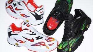 【6/16】シュプリーム x ナイキ ズーム エアズーム ストリーク スペクトラム プラス / Supreme x Nike Zoom Streak Spectrum Plus AQ1279-001, AQ1279-100