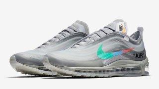 【10/18】オフホワイト x ナイキ エアマックス97 / Off-White x Nike Air Max 97 AJ4585-101, AJ4585-001