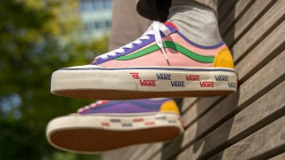 【7/27】SIZE? x ヴァンズ パッチワーク / SIZE? x VANS Style36 Patchwork