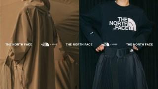 【8/31】抽選開始 ノースフェイス x ハイク 2018FW コレクション / The North Face x HYKE 2018FW