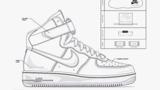 【1/16】マシュー M ウィリアムス x ナイキ エアフォース1 ハイ / Matthew M. Williams x Nike Air Force1 Hi