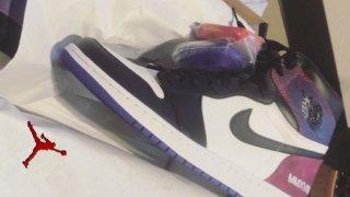【超限定】エクスクルーシブ エアジョーダン1 / Air Jordan1 Designer's Exclusive