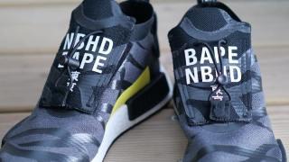 【リーク】ベイプ x ネイバーフッド x アディダスNMD / BAPE x Neighborhood x adidas NMD TS1