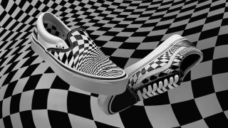 "【12/8】END x Vans ""Vertigo Pack"" / Old Skool, Slip-On"