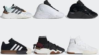【11/14】アレキサンダーワン x アディダス コラボコレクション / adidas Originals by Alexander Wang
