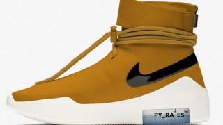 """【2019夏】ナイキ エア フィアオブゴッド SA ウィートゴールド / Nike Air Fear of God SA """"Wheat Gold"""""""