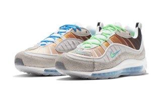 """【4/13】ナイキ エアマックス98 ラ・メスクラ / Nike Air Max 98 """"La Mezcla"""" CI1502-001"""