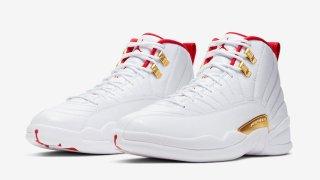 "【8/24】エアジョーダン12 ""FIBA"" / Air Jordan 12 ""FIBA"" 130690-107"
