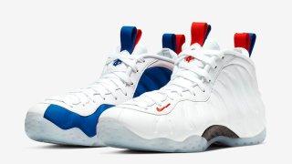 """【7/1】ナイキ エア フォームポジット ワン USA / Nike Air Foamposite One """"USA"""""""