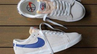【6/9】ポーラー スケート CO × ナイキ SB ズーム ブレザー ロー / Polar Skate Co x Nike SB Blazer Low AV3028-100