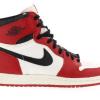 【リーク】エアジョーダン1 ハイ OG シカゴ カミングスーン? / Air Jordan 1 High OG Classic Chicago Bulls Colors 555088-063