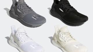 【7/20】ファレル x アディダス ソーラーヒューマンレース / Pharrell x adidas Solar Hu Glide EF2378,  EF2380, EG7767, EG7788