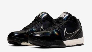 """【9/13】Undefeated x Nike Kobe 4 Protro """"ブラックマンバ""""【CQ3869-001】"""