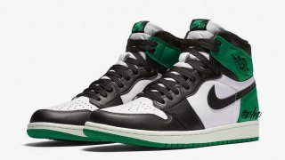 """【リーク】エアジョーダン1 ハイOG ラッキーグリーン / Air Jordan 1 High OG WMNS """"Lucky Green"""""""