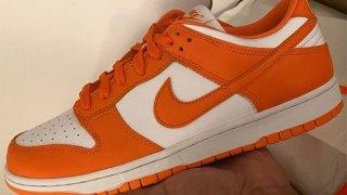 """【2/15】ナイキ ダンク ロー シラキュース / Nike Dunk Low """"Syracuse"""""""
