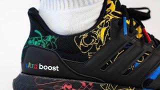 """【発売】ディズニー x アディダスコレクション ウルトラブースト / Disney x adidas Ultra Boost """"Goofy"""" FV6050"""