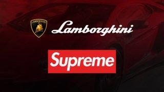 【リーク】シュプリーム x ランボルギーニ Week6 / Supreme x Lamborghini