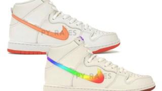 【リーク】ボデガ x ナイキ ダンクハイ / Bodega x Nike Dunk High