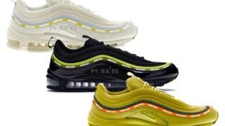 【リーク】アンディフィーテッド x ナイキ エアマックス97 3カラー / Undefeated x Nike Air Max 97 2020