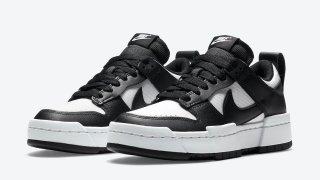 """【9/4】ナイキ ダンクロー ディスラプト ブラック / Nike Dunk Low Disrupt """"Black/White"""" CK6654-102"""