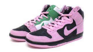 【10/5NIKE公式】ナイキSBダンクハイプロ インバートセルテックス / Nike SB Dunk High Pro PRM Invert Celtics CU7349-001