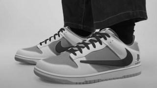 【衝撃コラボ】トラヴィス・スコットとPS5がパートナーシップを結んだ / Travis Scott x PlayStation x Nike Dunk Low