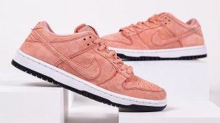 """【2/1】ナイキSB ダンクロー ピンクピッグ / Nike SB Dunk Low """"Pink Pig"""" CV1655-600"""