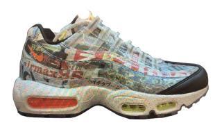 """【お披露目】ナイキ エアマックス95ジャパン / Nike Air Max95 """"Japan"""""""
