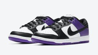 """【1/1, 2/3】ナイキSB ダンク ロー コートパープル / Nike SB Dunk Low """"Court Purple"""" BQ6817-500"""