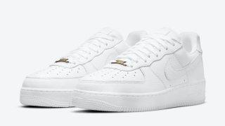"""【フォースワンさん】ナイキ エアフォース1 クラフト ホワイトクロコ / Nike Air Force 1 Craft """"White Croc"""" CU4865-100"""