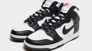 【2021年発売】ナイキ ダンク ハイ ホワイト ブラック / Nike Dunk High White-Black DD1869-103