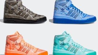【リーク】ジェレミースコット x アディダス フォーラム ハイ 4カラー / Jeremy Scott x adidas Forum Hi Q46124, G54993, G54995, G54999