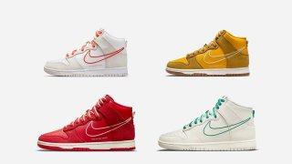【7/8】本日発売予定のリンクまとめ / Nike First Use Collection