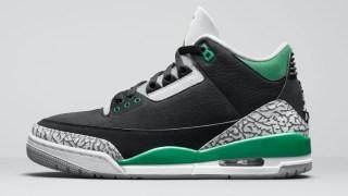 """【10/30】エアジョーダン3 """"パイングリーン"""" / Air Jordan 3 """"Pine Green"""" CT8532-030"""