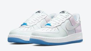 """【9/8】ナイキ エアフォース1 ロー """"UV"""" / Nike Air Force 1 Low UV DA8301-100"""