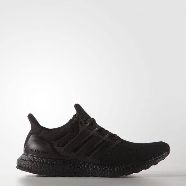 adidas Ultra Boost 'Triple Black'