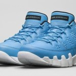 "6月11日発売予定 AIR JORDAN 9 RETRO LOW ""UNIVERSITY BLUE"""
