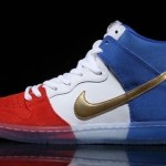"4月29日発売予定 NIKE SB DUNK HIGH PREMIUM ""TRICOLOR"""