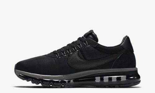 "Fragment x Nike Air Max Ld-Zero ""triple black"""