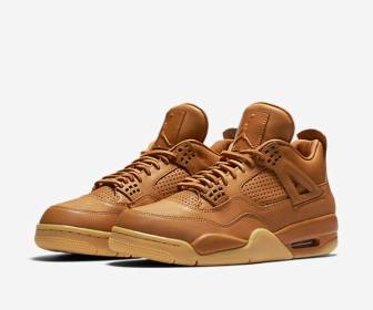 "1月24日再発売予定 Nike Air Jordan 4 Premium ""Ginger"""