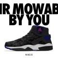 12月22日発売予定 NIKEiD AIR MOWABB