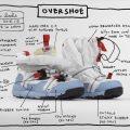 国内4月27日発売予定 Tom Sachs x Nike Mars Yard Overshoe