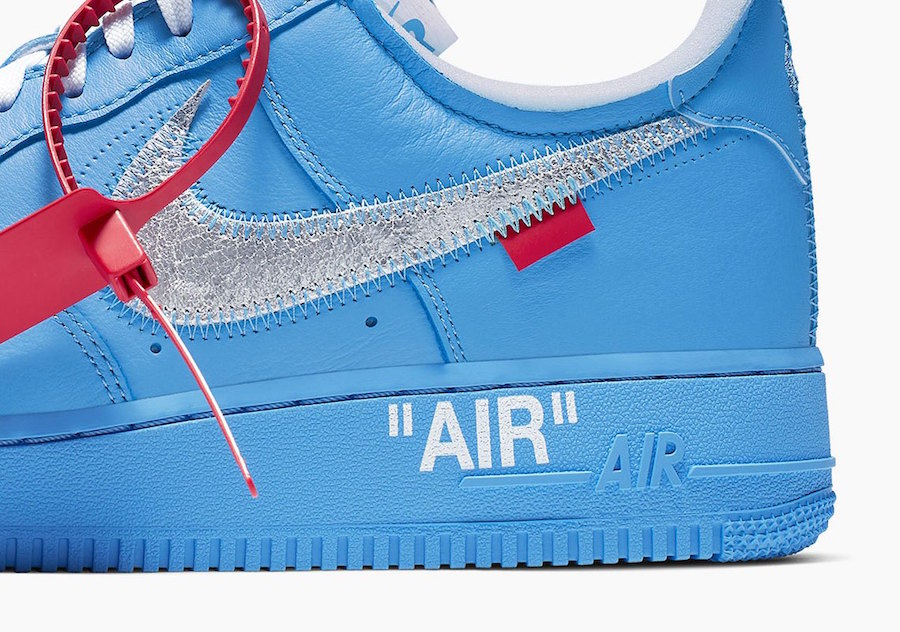 OFF-WHITE x NIKE AIR FORCE 1 LOW x MCA