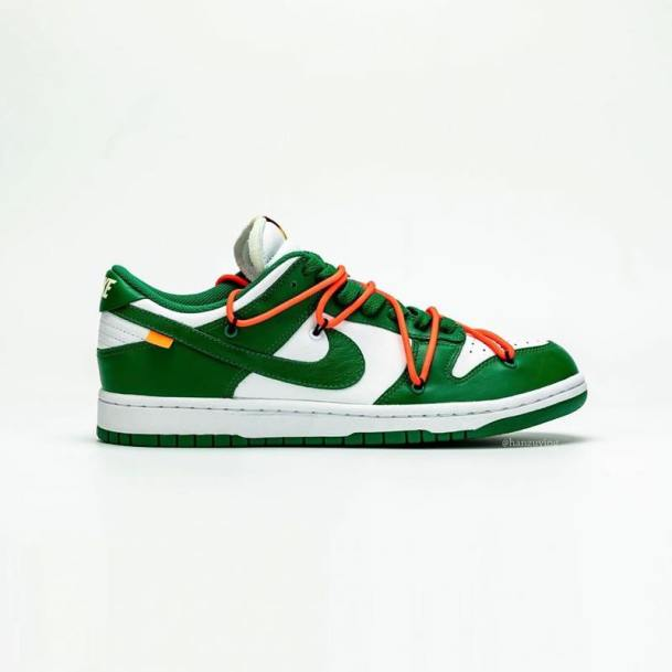 Off-White-Nike Dunk-Low-Green-CT0856-100-01