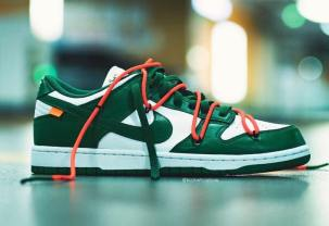Off-White-Nike Dunk-Low-Green-CT0856-100-16