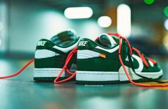 Off-White-Nike Dunk-Low-Green-CT0856-100-17