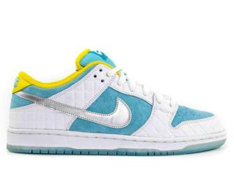 FTC x NIKE SB DUNK LOW 銭湯 DH7687-400